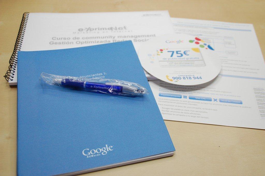 Google AdWords I: creación y gestión de campañas en Google