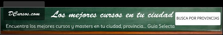 cursos en... buscador de cursos en España