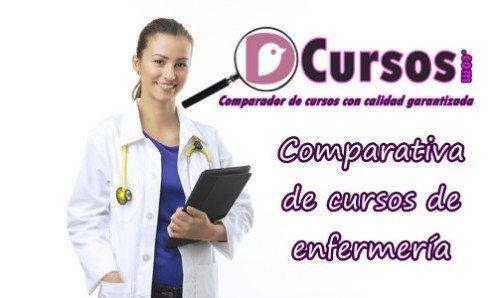 Cursos y formacion de enfermería y auxiliar de enfermería