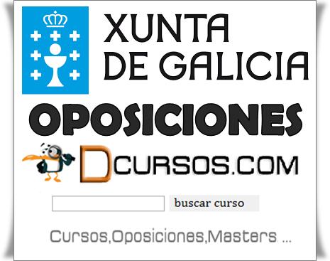 oposiciones a la xunta de galicia