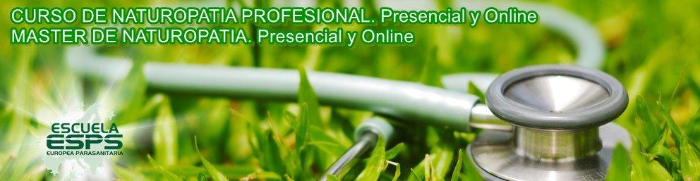 cursos y masters de naturopatía