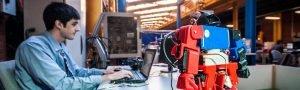 Máster de robótica en Málaga