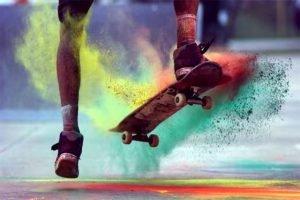 Curso de skateboard